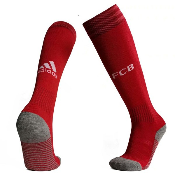 Calcetines Bayern Munich 1ª Kit 2019 2020 Rojo
