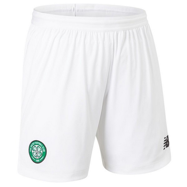 Pantalones Celtic 1ª Kit 2019 2020 Blanco