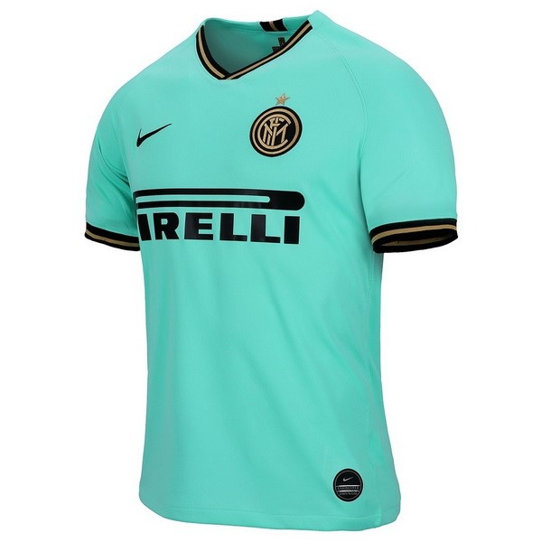Camiseta Inter Milan 2ª Kit 2019 2020 Verde