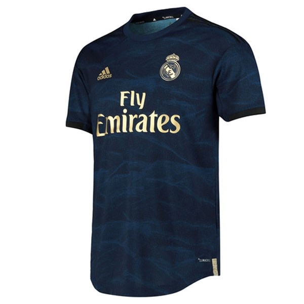 Camiseta Real Madrid 2ª Kit 2019 2020 Azul