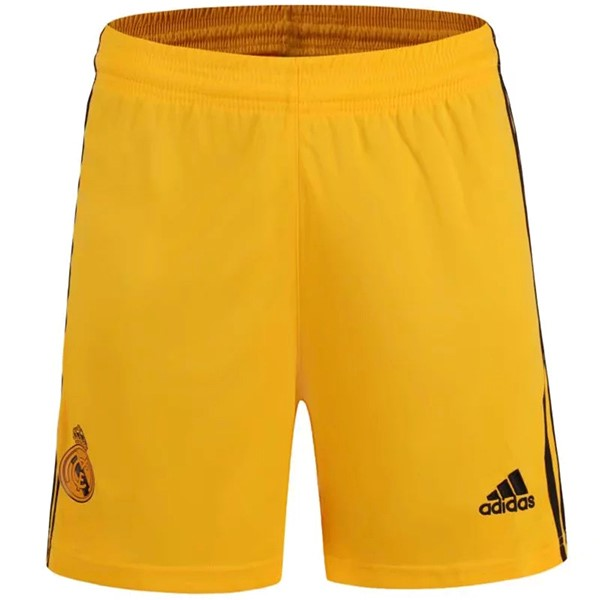Pantalones Real Madrid 1ª Kit Portero 2019 2020 Amarillo