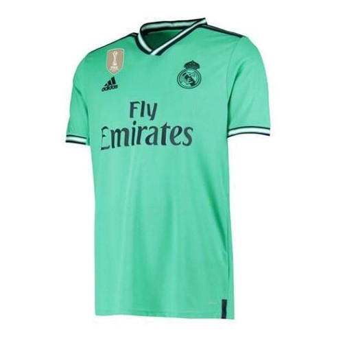 Tailandia Camiseta Real Madrid 3ª Kit 2019 2020