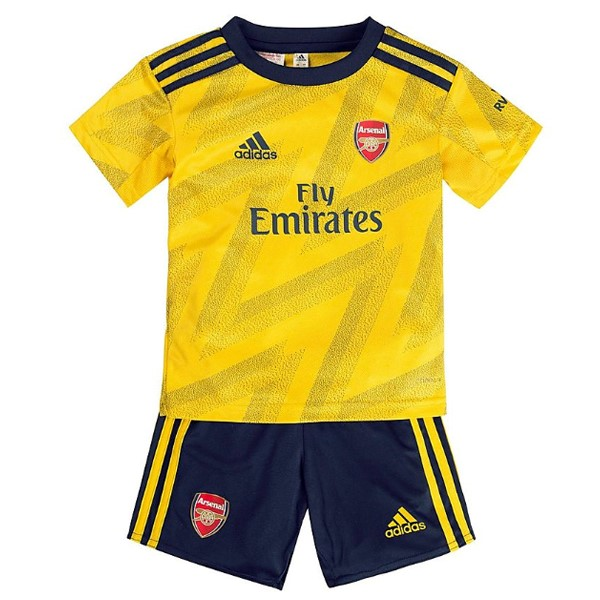Camiseta Arsenal 2ª Kit Niños 2019 2020 Amarillo