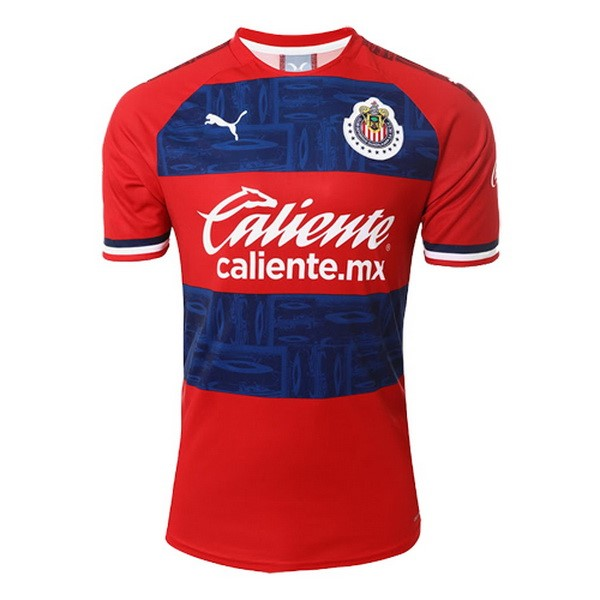 Camiseta CD Guadalajara 2ª Kit 2019 2020 Rojo