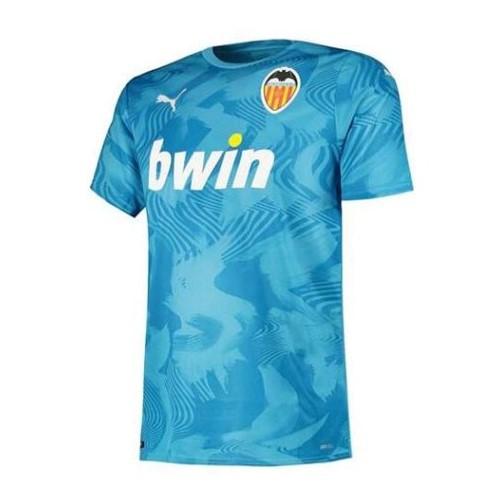 Camiseta Valencia 3ª Kit 2019 2020