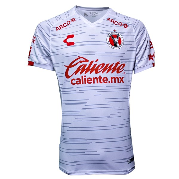 Camiseta Tijuana 2ª Kit 2019 2020 Blanco