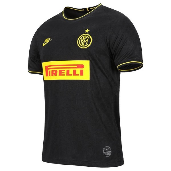 Camiseta Inter Milan 3ª Kit 2019 2020 Negro