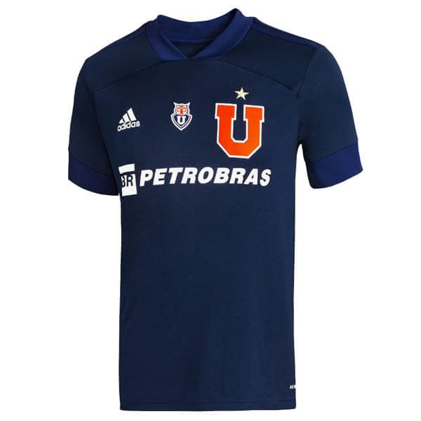 Tailandia Camiseta Universidad De Chile 1ª Kit 2020 2021 Azul