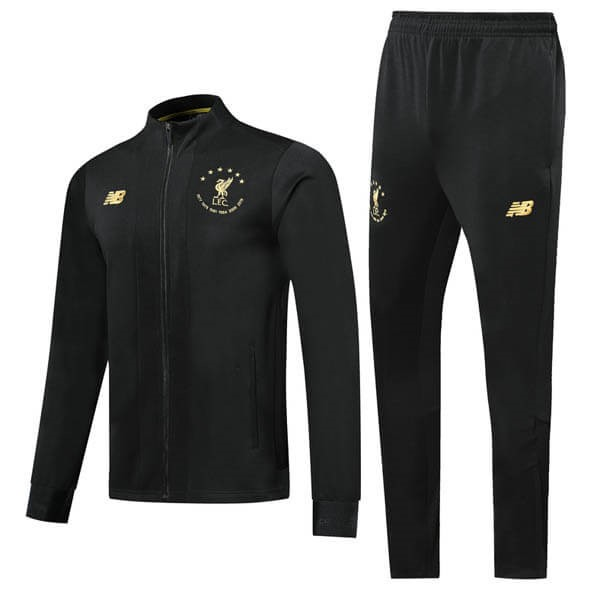 Chandal Liverpool Negro 2019 2020