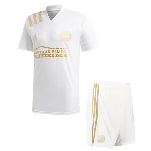 Camiseta Atlanta United 2ª Kit Niños 2020 2021 Blanco
