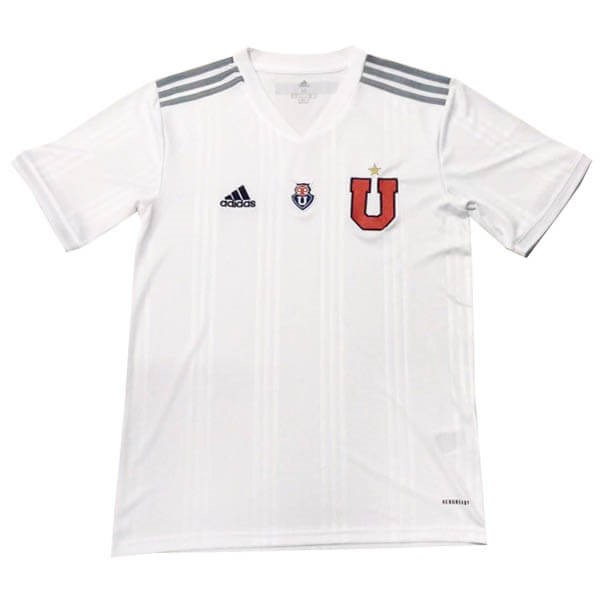 Tailandia Camiseta Universidad De Chile 2ª Kit 2020 2021 Blanco