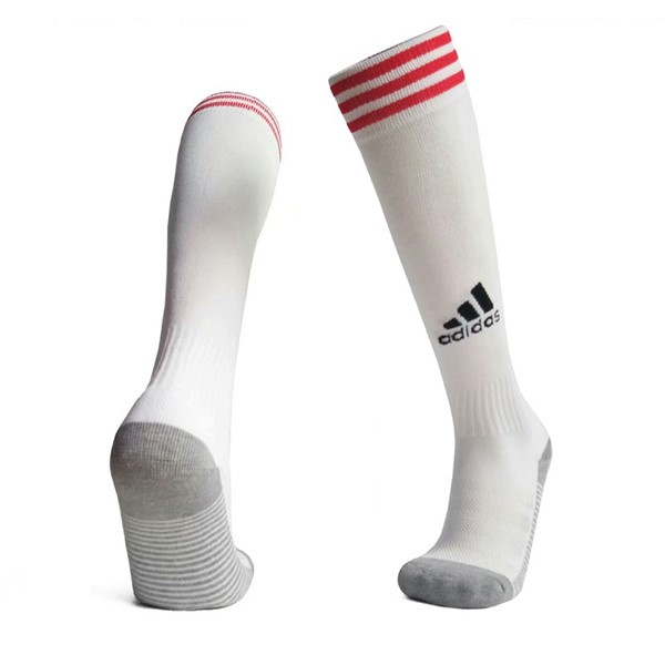 Calcetines Ajax 1ª Kit 2019 2020 Blanco