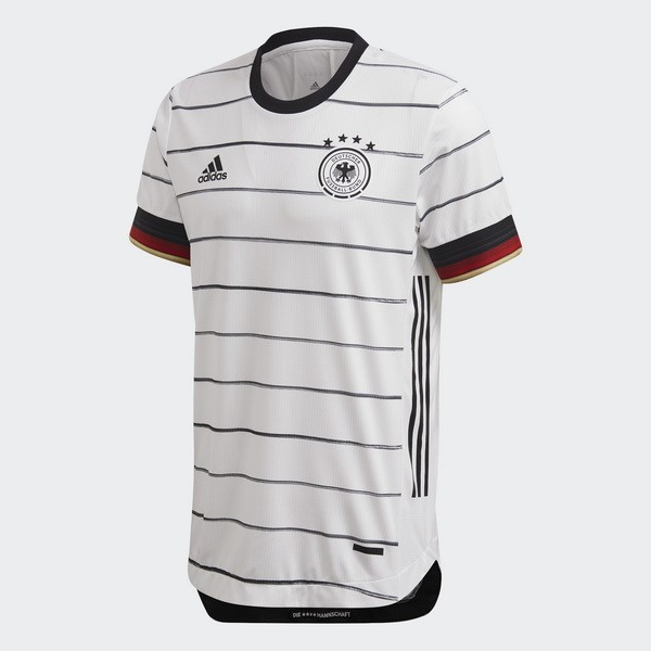 Camiseta Alemania 1ª Kit 2020 Blanco