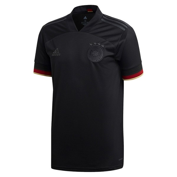 Camiseta Alemania 2ª Kit 2020 Negro