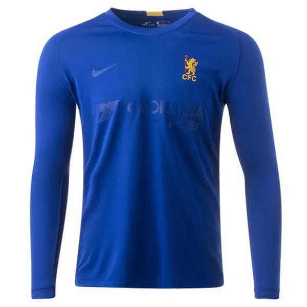 Camiseta Chelsea ML 50th Azul