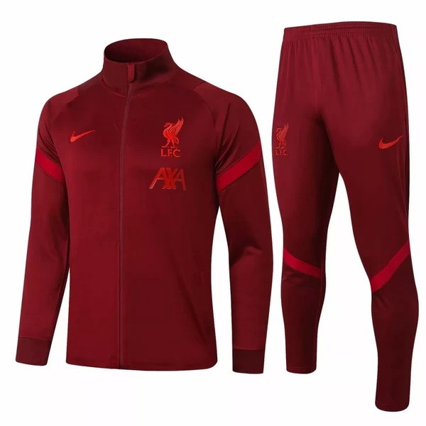 Chandal Liverpool 2020 2021 Borgona