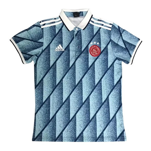Polo Ajax 2020 2021 Azul