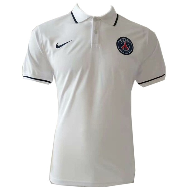 Polo Paris Saint Germain 2019 2020 Blanco