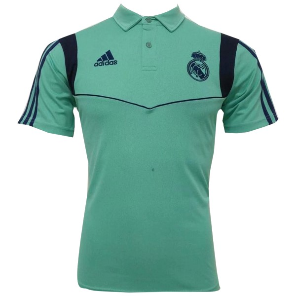 Polo Real Madrid 2019 2020 Verde