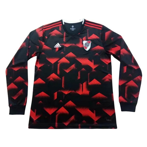 Camiseta River Plate 2ª Kit ML 2019 2020 Rojo