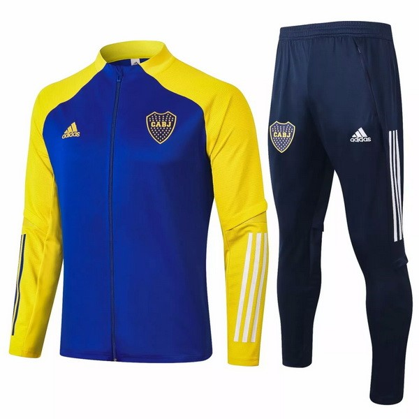 Chandal Boca Juniors 2020 2021 Azul Amarillo