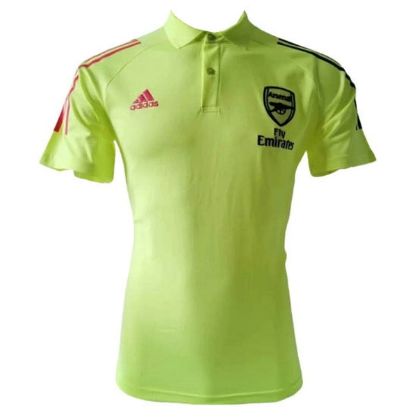 Polo Arsenal 2020 2021 Verde