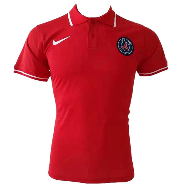 Polo Paris Saint Germain 2019 2020 Rojo