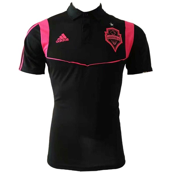 Polo Seattle Sounders 2019 2020 Negro