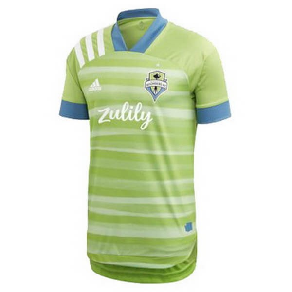 Tailandia Camiseta Seattle Sounders 1ª Kit 2020 2021 Verde