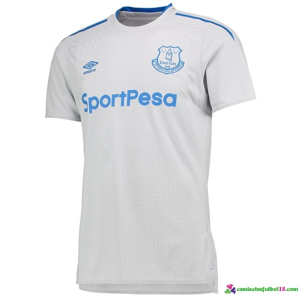 Camiseta 2ª Kit Everton 2017 2018