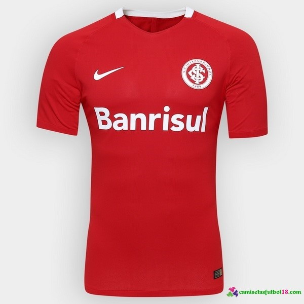 Camiseta 1ª Kit Internacional 2016 2017