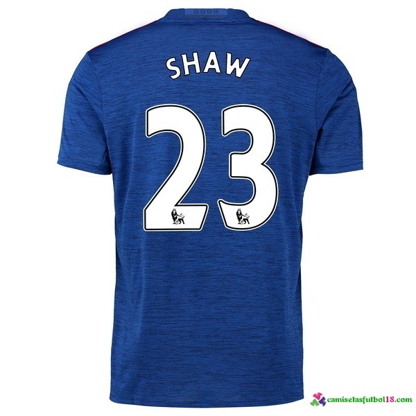 Shaw Camiseta 2ª Kit Manchester United 2016 2017