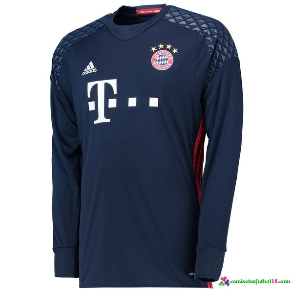 Camiseta 1ª Kit ML Bayern Munich Portero 2016 2017
