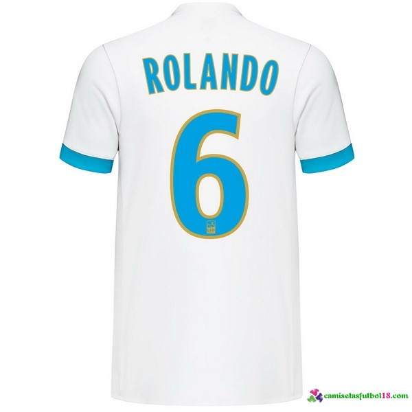 Rolando Camiseta 1ª Kit Marsella 2017 2018