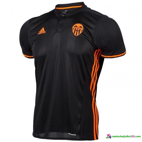 Camiseta 2ª Kit Valencia 2016 2017