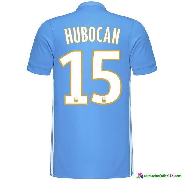 Hubocan Camiseta 2ª Kit Marsella 2017 2018
