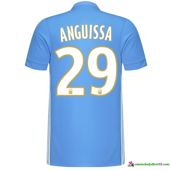 Anguissa Camiseta 2ª Kit Marsella 2017 2018