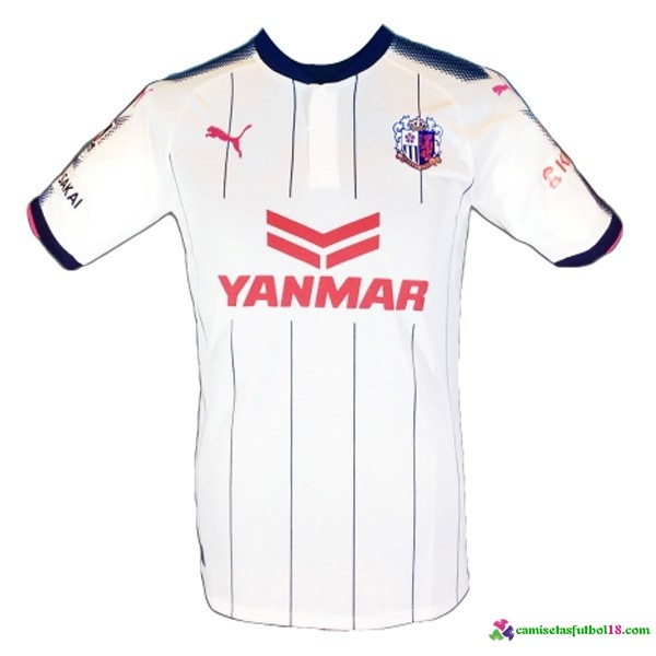 Camiseta 2ª Kit Osaka Cerezo 2017 2018