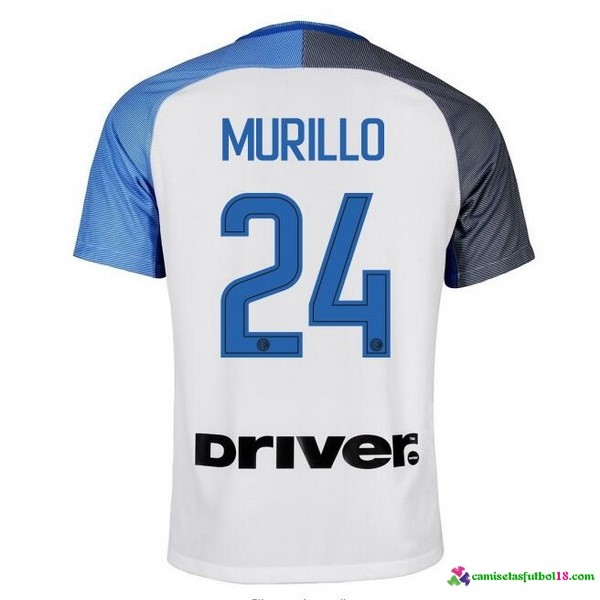 Murillo Camiseta 2ª Kit Inter Milan 2017 2018