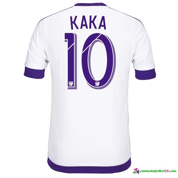 Kaka Camiseta 2ª Kit Orlando City 2016 2017