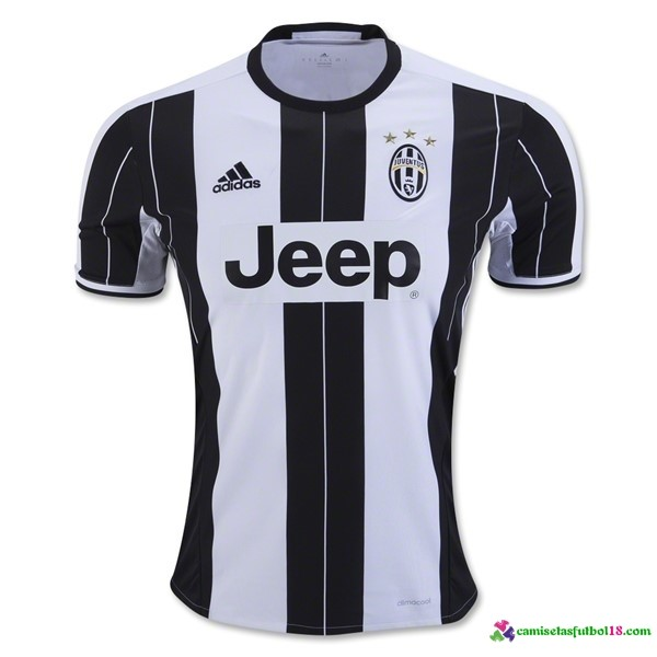 Camiseta 1ª Kit Juventus 2016 2017