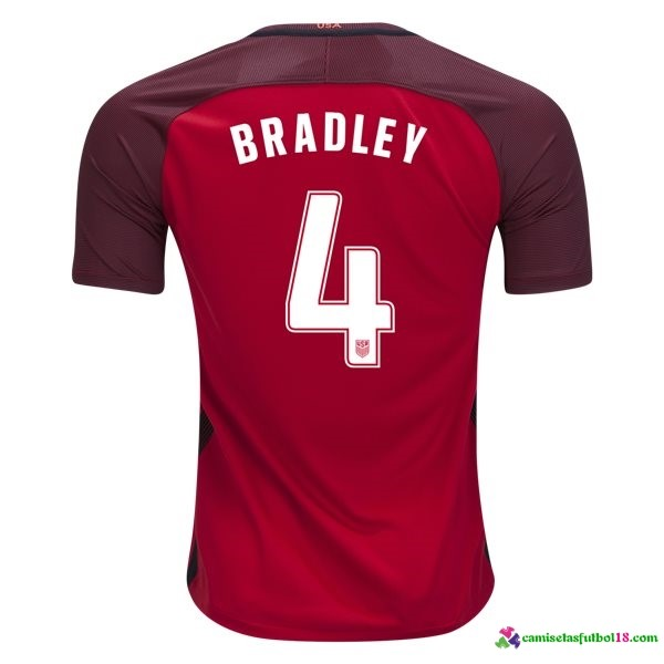 Bradley Camiseta 3ª Kit Estados Unidos 2017