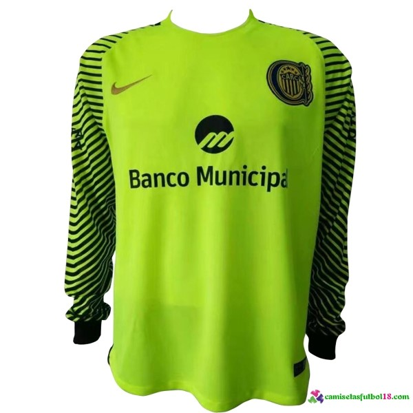 Camiseta 1ª Kit ML Rosario Central Portero 2017 2018