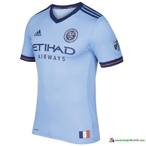 Camiseta 1ª Kit New York City 2017 2018