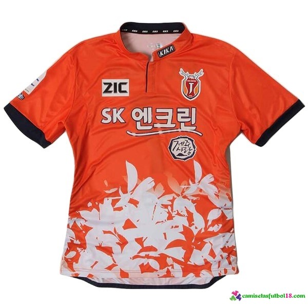 Camiseta 1ª Kit Jeju United 2017 2018