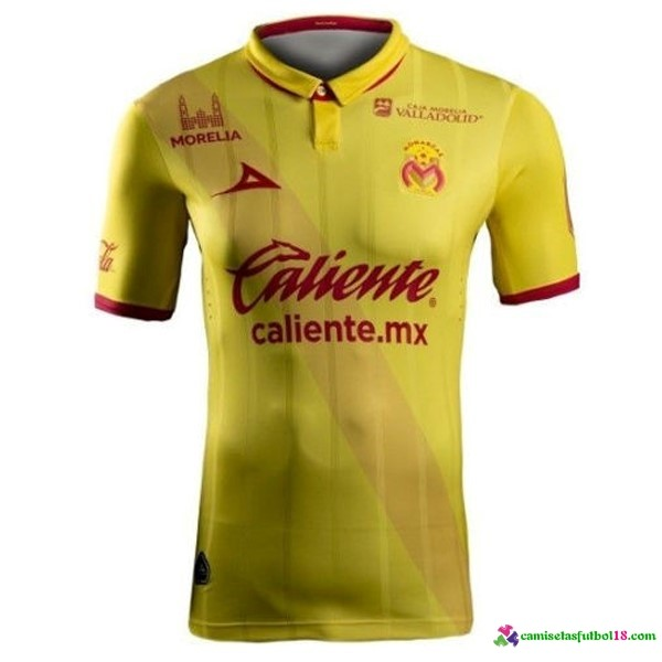 Camiseta 1ª Kit Monarcas Morelia 2016 2017