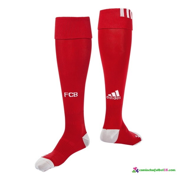 Calcetines 1ª Kit Bayern Munich 2017 2018