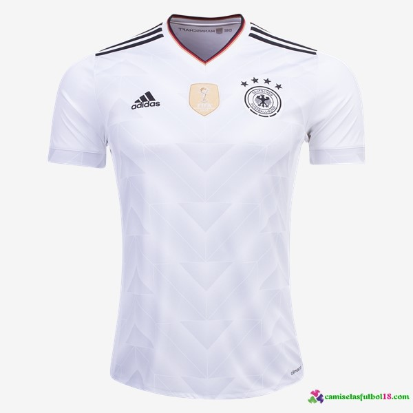 Camiseta 1ª Kit Alemania 2017