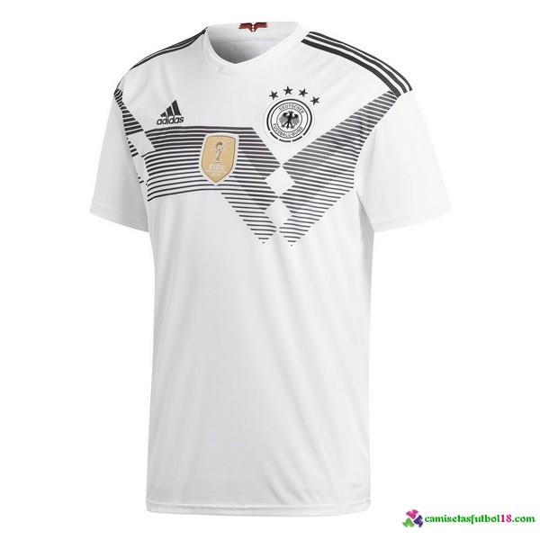 Camiseta 1ª Kit Alemania 2018