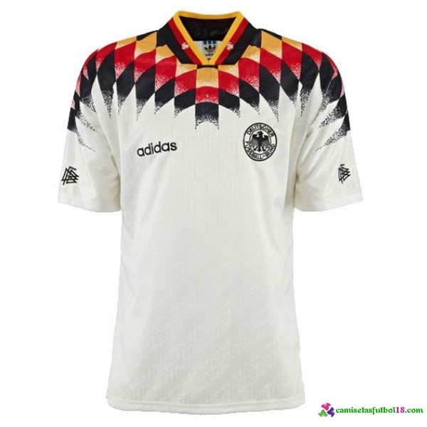 Camiseta 1ª Kit Alemania Retro 1994